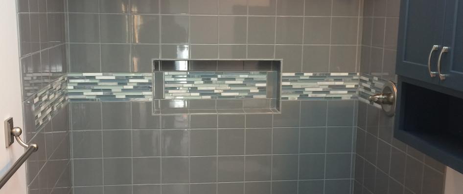 Bathroom Remodel by EB Companies