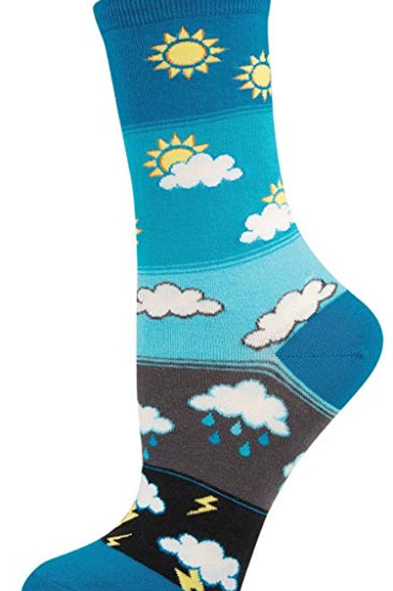 SOCKSMITH HOW'S THE WEATHER? WOMEN'S SOCKS