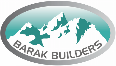 Barak Builders Logo - Digitized