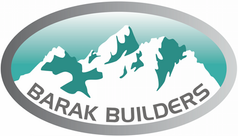Barak Builders Logo - Digitized
