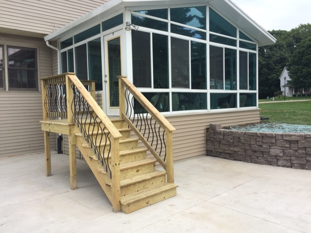 Deck by EB Companies