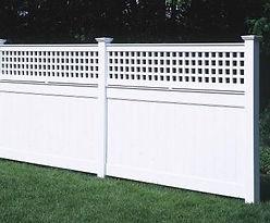 Vinyl Fence in Lansing, MI