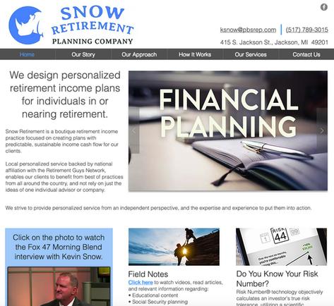 Snow Financial, LLC