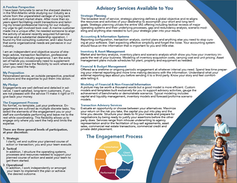 Vitullo Advisory Services Brochure Inside