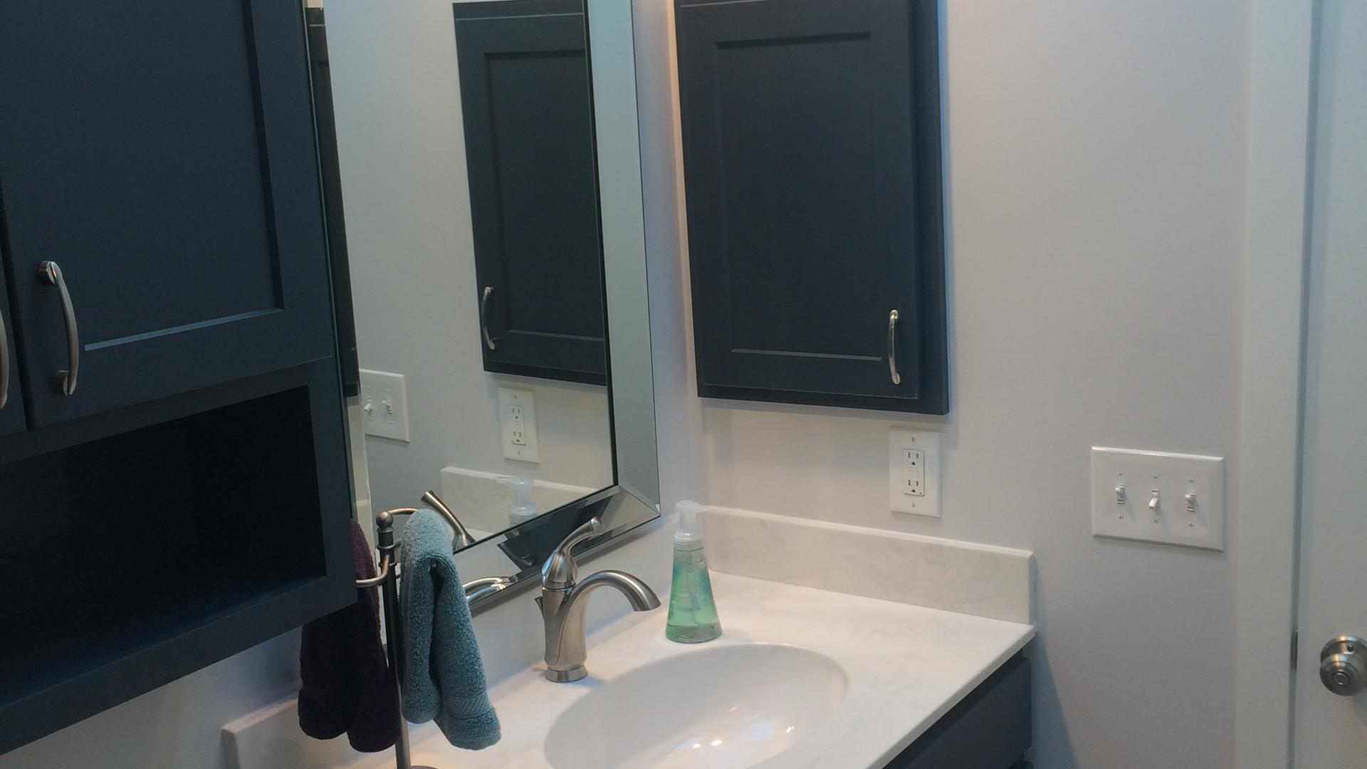 Bathroom Remodel 5 by EB Companies