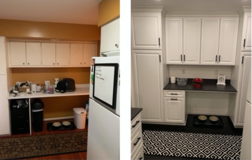 Kitchen Before and After 3
