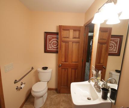 Bathroom Remodel 2 by EB Companies
