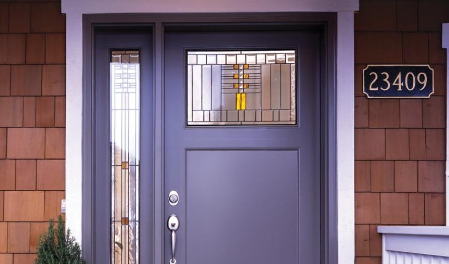 Front Door Remodel by EB Companies