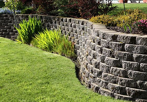 Retaining Wall in Lansin, MI