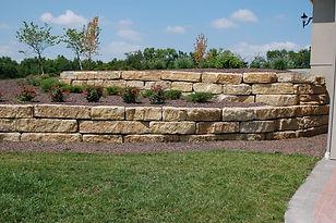 Retaining Wall in Lansing, MI