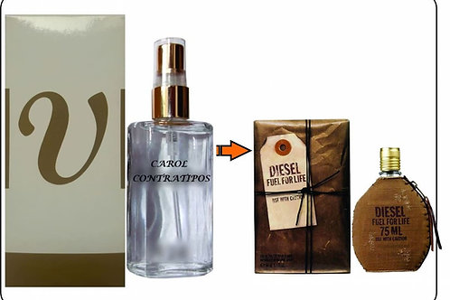 PERFUME CONTRATIPO DIESEL (FUEL FOR LIFE CC77) | 60ML