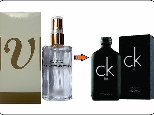 PERFUME CONTRATIPO CK BE CALVIN KLEIN CC43 | 60ML
