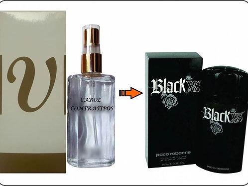 PERFUME CONTRATIPO BLACK XS MEN CC72 | 60ML