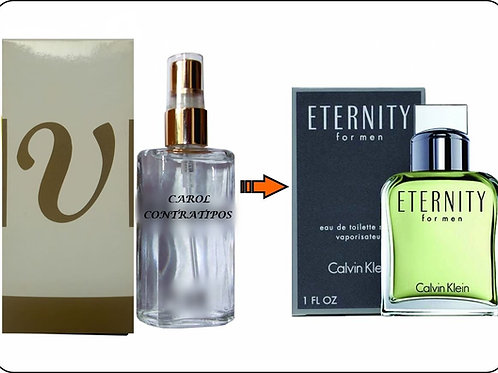 PERFUME CONTRATIPO ETERNITY FOR MEN CALVIN KLEIN CC48 | 60ML
