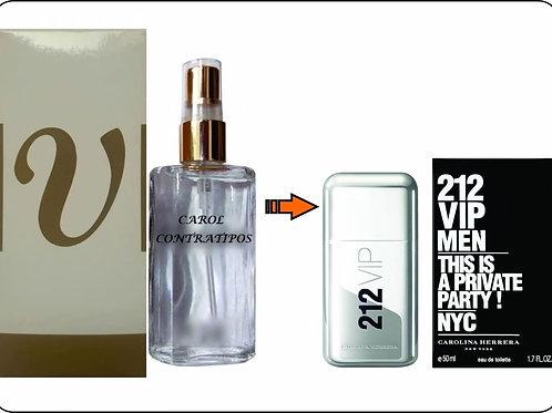 PERFUME CONTRATIPO 212 VIP MEN CC71 | 60ML