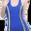 Thumbnail: Şeritli Şortlu Yüzücü Mayo