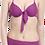 Thumbnail: Düz Fiyonklu Etekli Bikini