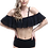 Thumbnail: Lazerli Volanlı Bikini