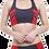 Thumbnail: Modelli Şeritli Şortlu Yüzücü Bikini