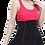 Thumbnail: Parçalı Biyeli Düz Elbise Mayo