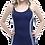 Thumbnail: Şortlu Şeritli Yüzücü Mayo