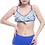 Thumbnail: Desenli Yüksek Bel Fırfırlı Bikini