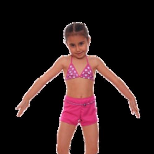Kız Bikini Çeşitli Pembe