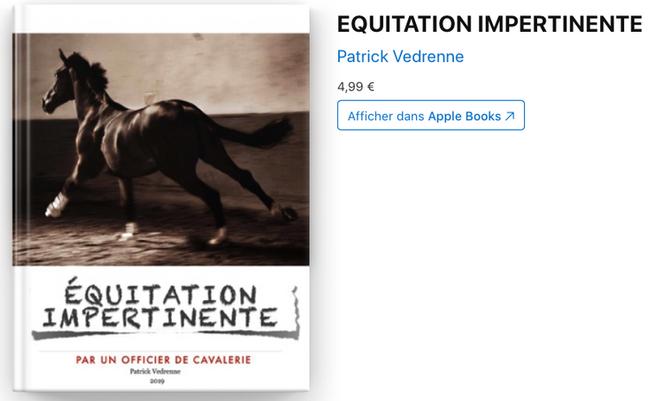 ÉQUITATION IMPERTINENTE