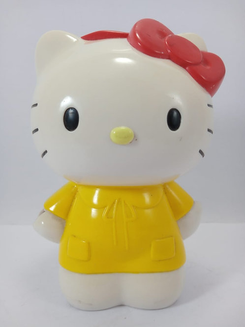 Boneca Hello Kitty Vestido Amarelo Mc Donalds