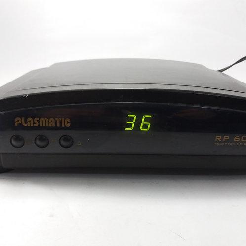 Receptor De Satélite Plasmatic Rp 600 L