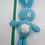 Thumbnail: Coelho Sansão Azul Turma Da Mônica Maritel Tam 45cm