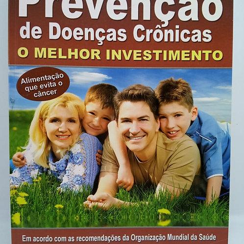 Livro Prevenção De Doenças Crônicas, Dr. Sidney Federmann