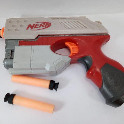 Nerf N-strike Pistola Scout Ix Que Gruda
