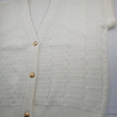 Colete Pullover Sueter De Lã Tricô Tamanho G