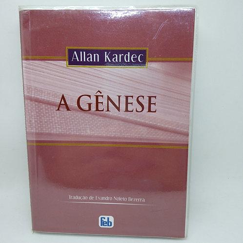 Livro A Gênese Allan Kardec Usado