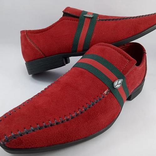Sapato Vegano Shoes Ciclane Vermelho Tam. 39