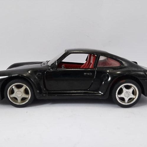 Miniatura Carro Porsche 959 Preto