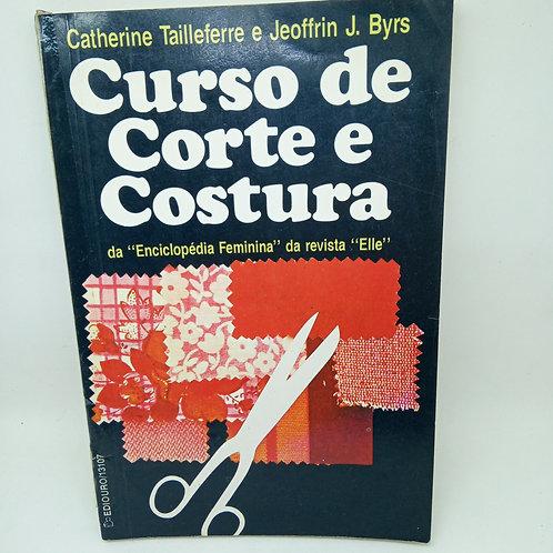 Livro Curso De Corte E Costura Catherine Tailleferre E Jeoff