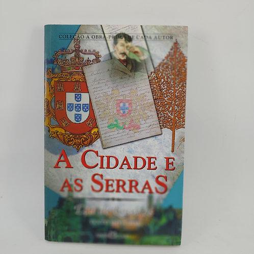 Livro A Cidade E As Serras - Eça De Queiroz