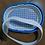 Thumbnail: Banheira Higiênica Para Pets Furacão Pet Furba Azul