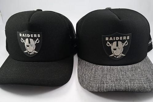 Dois Bonés Raiders Mxc Original Com Regulagem