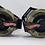 Thumbnail: Rodinhas De Patins Com Led Para Tênis Hot Wheels