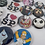 Thumbnail: Bottons Boton 24 Button Broche Pins