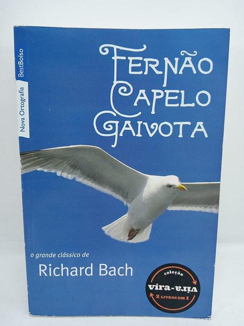 Livro Fernão Capelo Gaivota / Fugindo Do Ninho Richard Back (Vira Vira)
