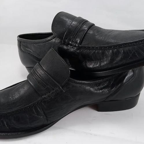 Sapato Social Terra Masculino Preto Tam. 43 Couro