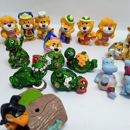 Coleção Kinder Ovo Léoventura 1993, Miaugipcios, Tartalegres