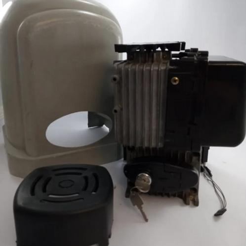 Motor Portão Eletrônico Deslizante 1/2hp Ppa Sem Placa