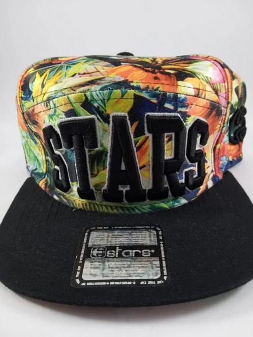 Boné Stars Original Estampado Strapback
