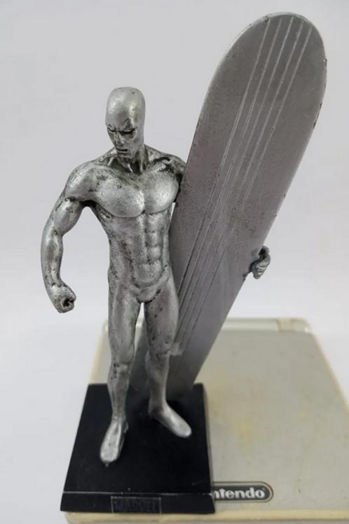 Miniatura Surfista Prateado Marvel Silver Surfer