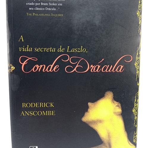 Livro A Vida Secreta De Laszlo, Conde Drácula 414 Páginas